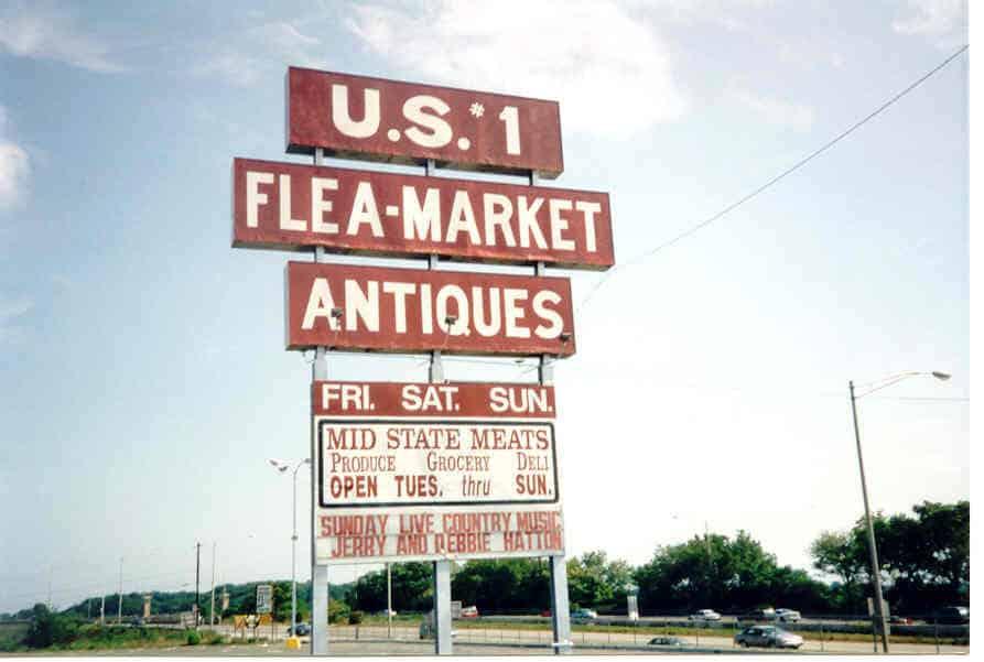 US1 Flea Mkt NJ