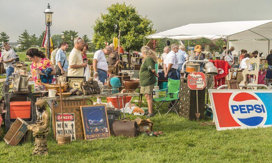 Shipshewana Auction Flea Market 001