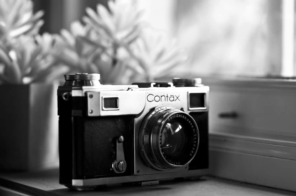 Contax II c All rights reserved by TomasHaande