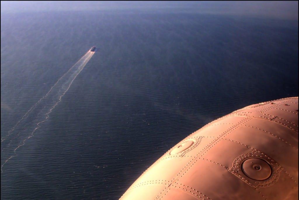 Air vs Ocean freight - Evan Leeson