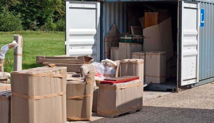 antiques shipping container for shipping antiques
