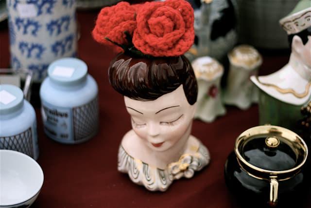Alemany flea market San Francisco - antiques and collectables