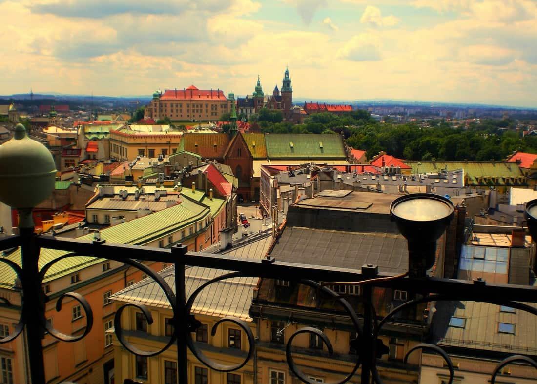 View of Krakow