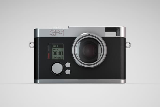 EXO GP1 for GoPro