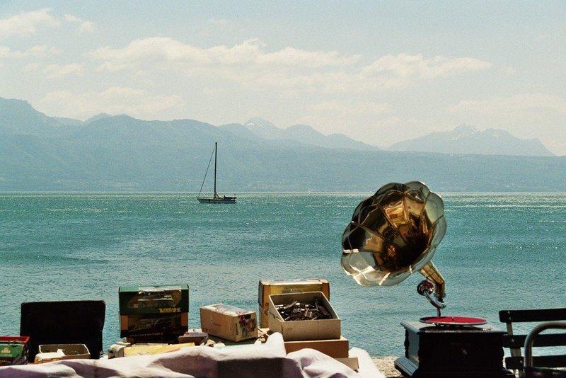 Lutry Bord du Lac Switzerland 2