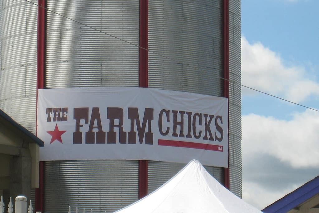 the Farm Chicks Show WA