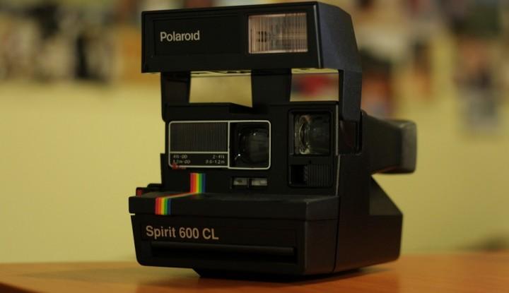 Alessandro De Toffol Polaroid Spirit 600