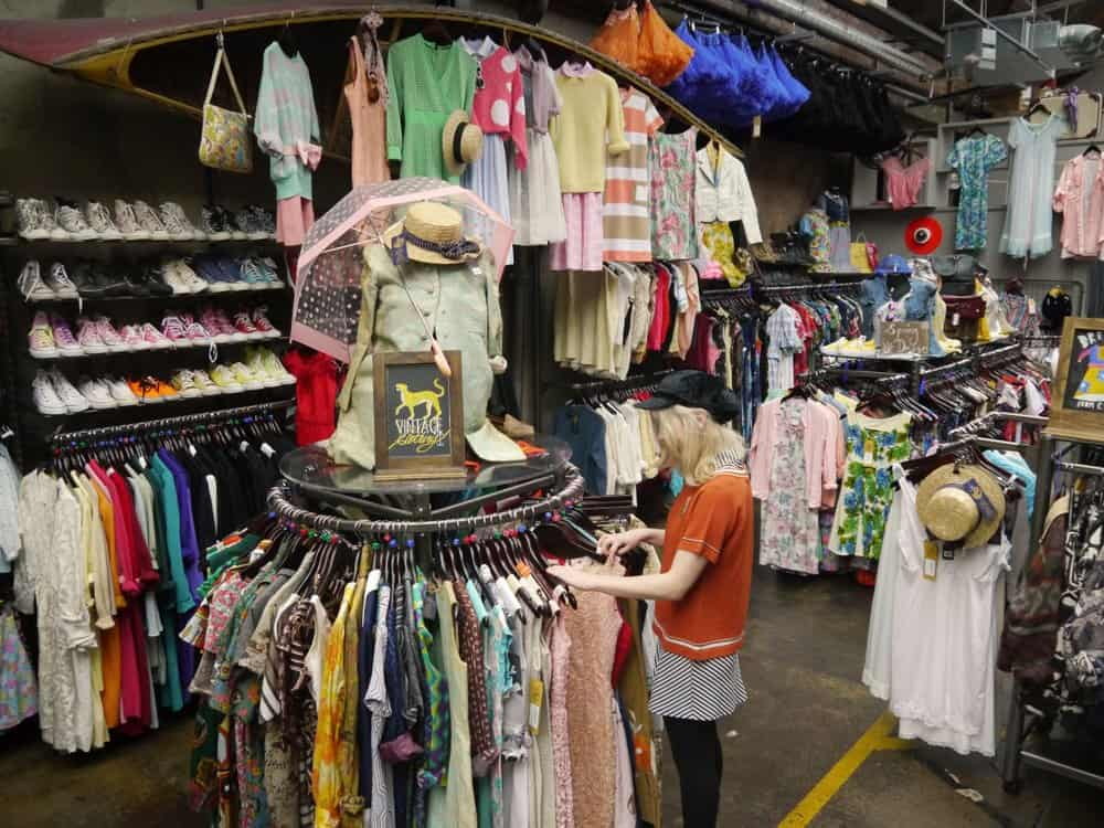 Beyond Retro Online Vintage Clothing