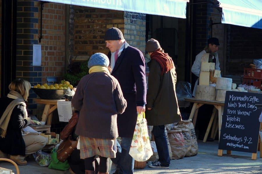 D1v1d - Bermondsey market