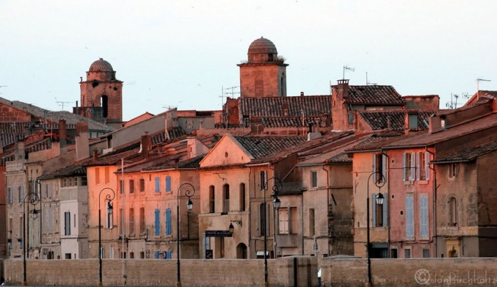 jan buchholtz Sunset Arles