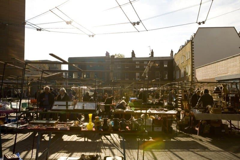 Bermondsey Market © jitka hynkova