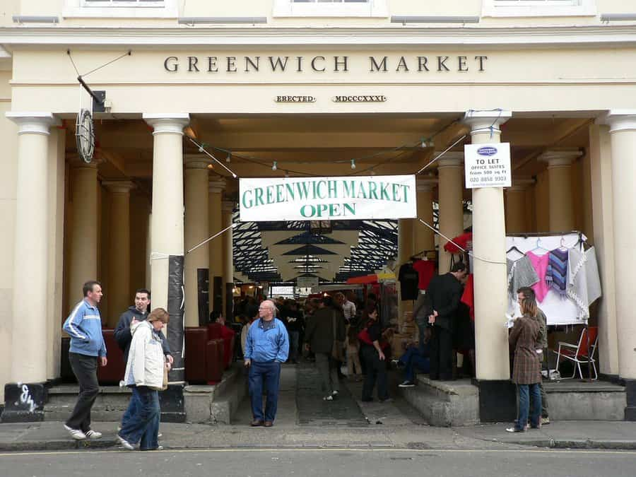 yisris Greenwich Market