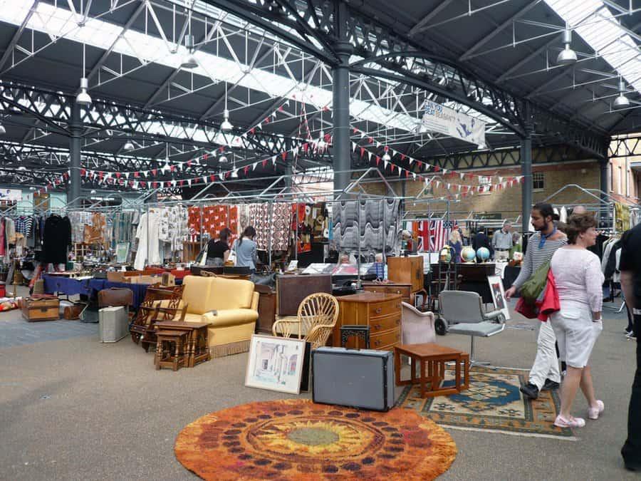 Old Spitalfields Market 2