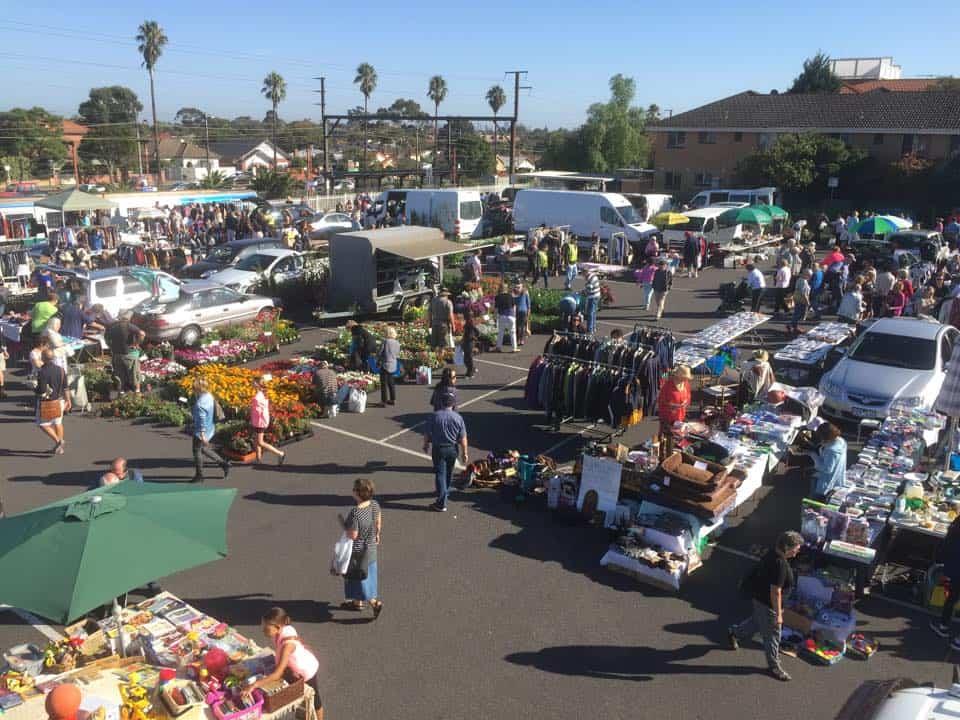 Bentleigh Sunday Market 005