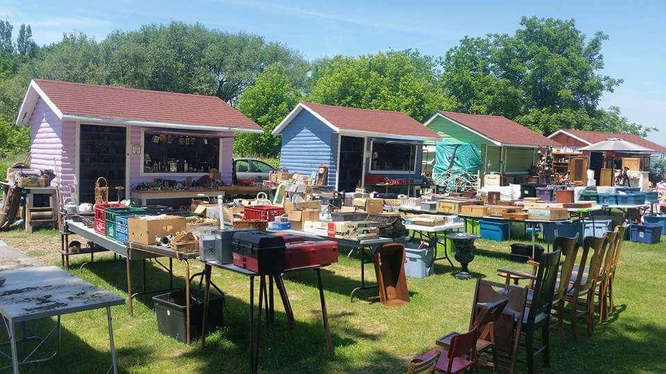 Prudhommes Antique Market 12 1
