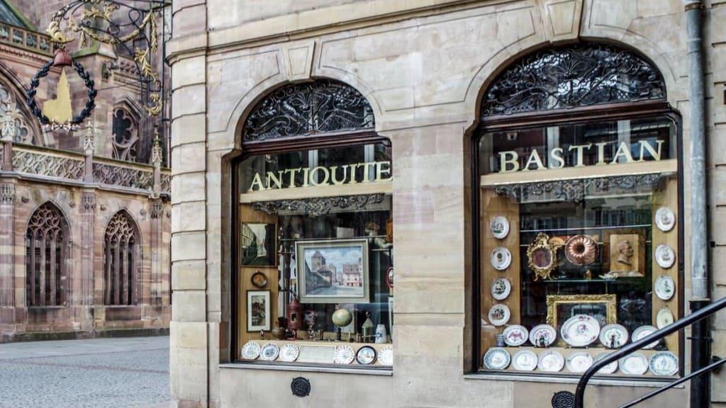 Bastian Antiquités Strasbourg
