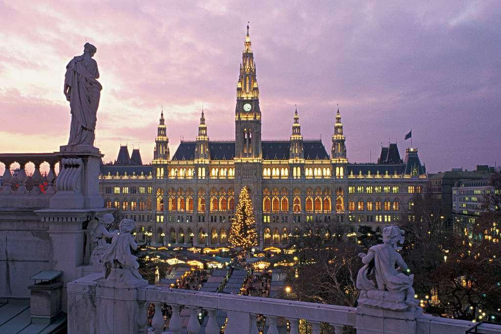 Roderick Eime Vienna Christmas