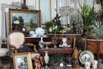 Antique furniture and antique Accessories © inessa.com