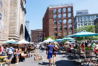 brooklyn flea Dumbo organisers