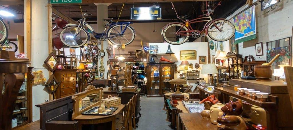 Seattle Antiques Market © Seattle Antiques Market Website