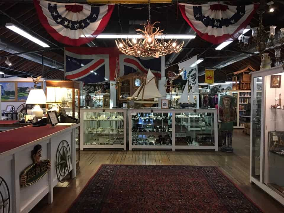 Armory Antiques © Armory Antiques Facebook