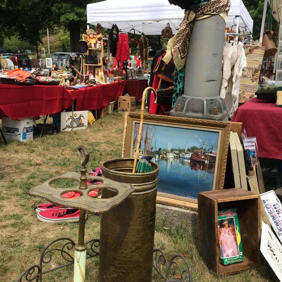 Newport Flea Market and Antiques © Newport Flea Market and Antiques Facebook