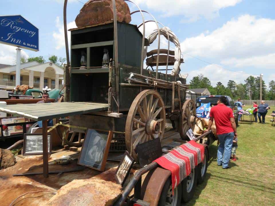 U.S. 80 Hwy Sale Gregg County TX © Historic U.S. 80 Facebook Page