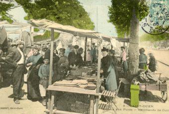 Saint Ouen Marché aux Puces © Wikipedia