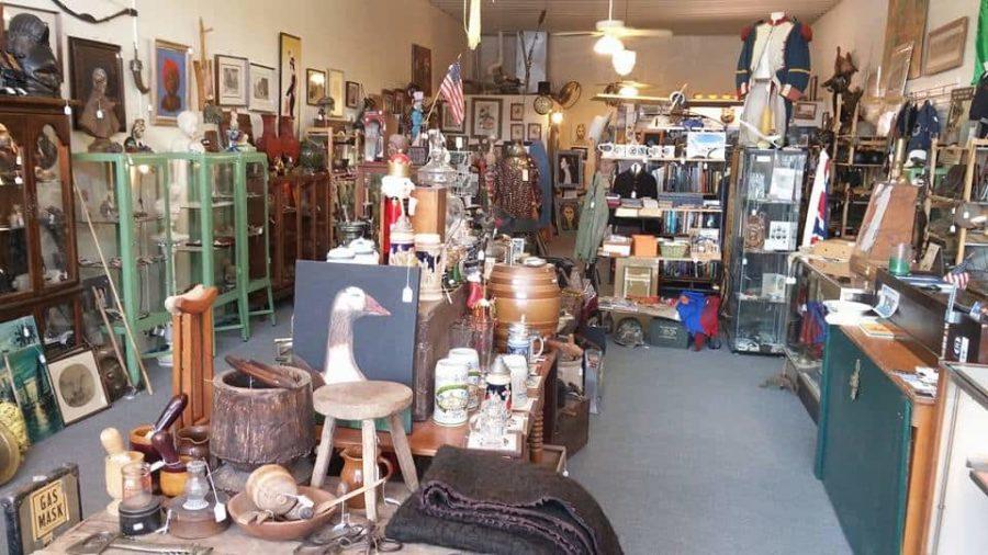 Buchanans Antiques and Miltaria Buchana Virginia