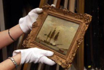 Finding Online Antique Appraisals © Art Fortune