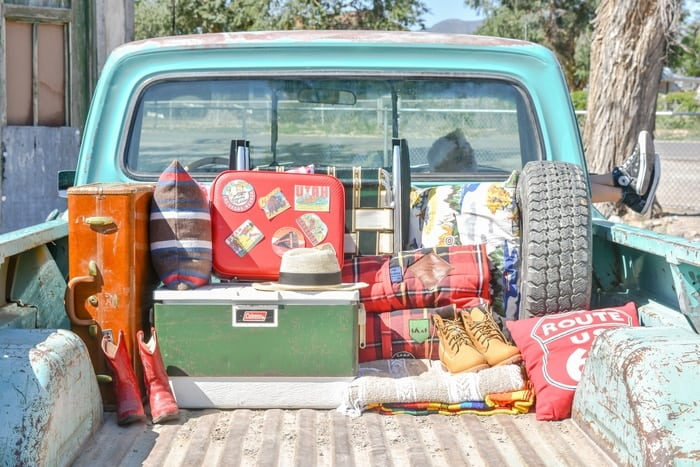 How To Plan And Load Your Vehicle © Karas Party Ideas