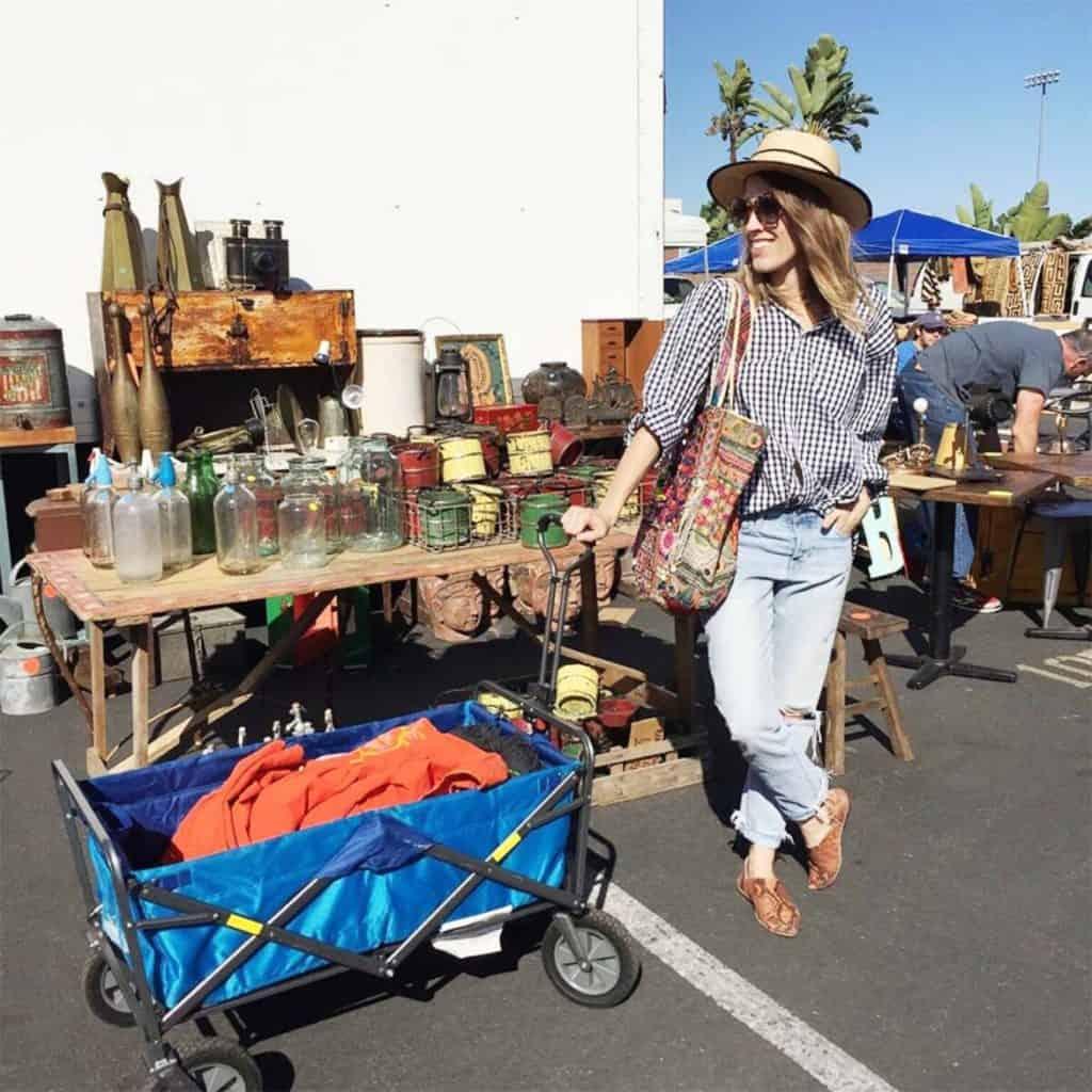 How To Plan Flea Market Weather © Flea Style Long Beach Flea Market