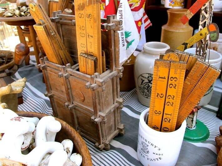Flea Market Tools Rules of Thumb © Home Jelly
