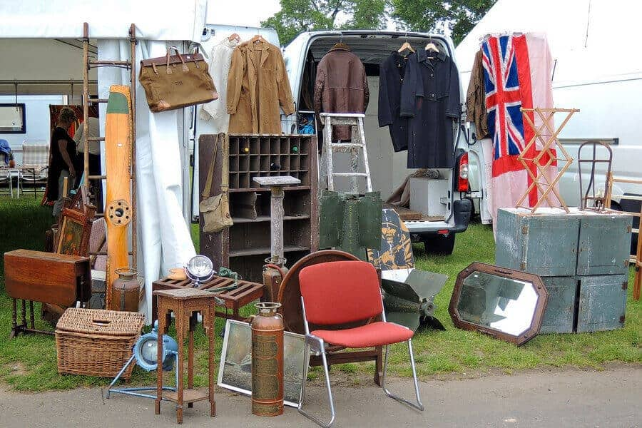 17 Ardingly Antiques Fair 016