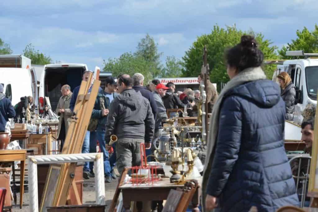 Broc Antik Market Belgium © Antic Market Belgium