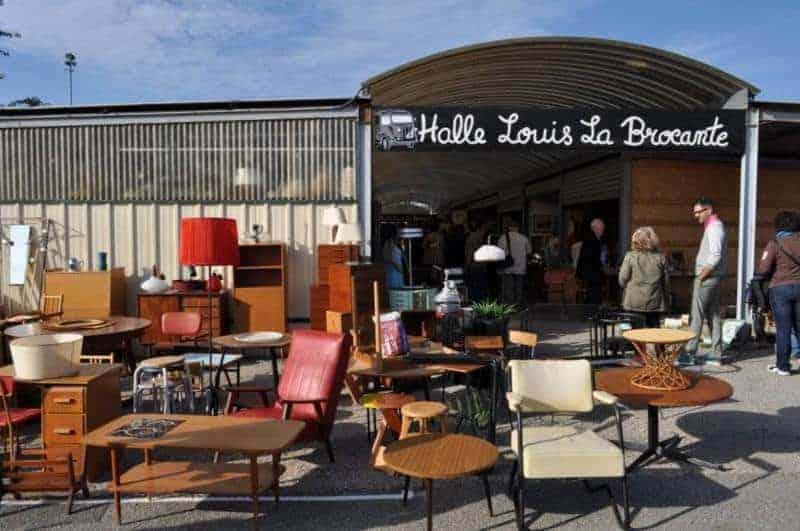 Les Puces du Canal Lyon A Best Weekly Flea Market In Europe