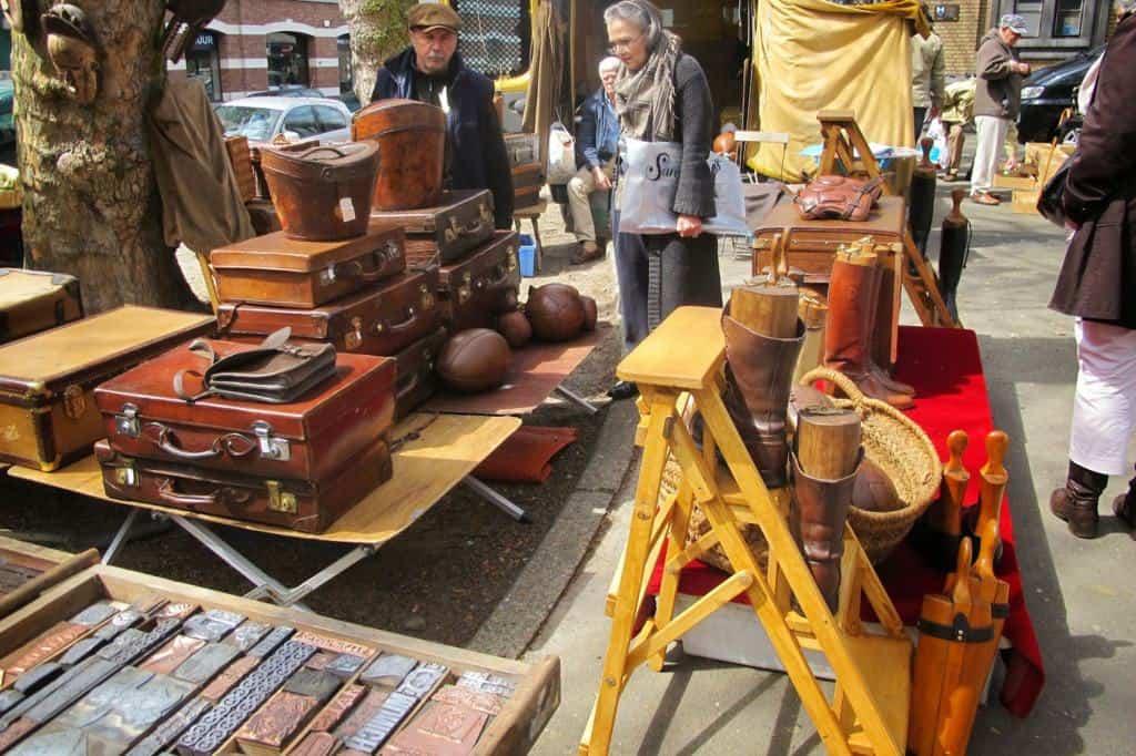 Sint Jansvliet Market Antwerp © maksinwee.com