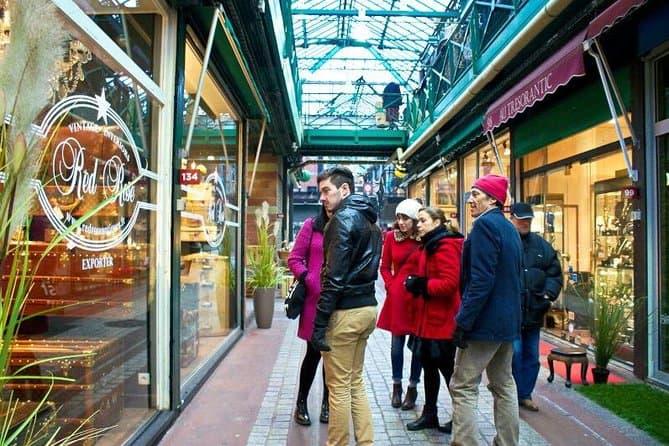 St Ouen Flea Market Shopping Tour in Europe © Viator Inc.