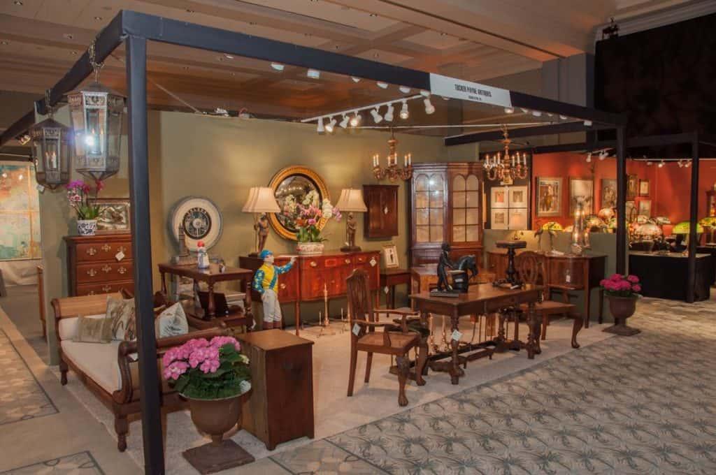 charleston antiques show historic charleston association
