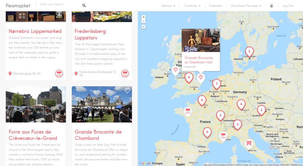 Best Spring Flea Markets in Europe